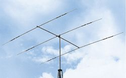 HF Yagi Refurbishment