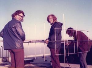 1976 Faraday 1