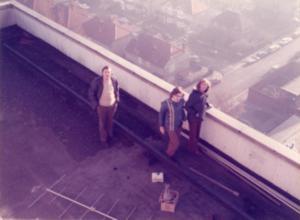 1976 Faraday 5