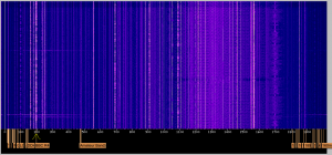 WebSDR LF - 2MHz Band