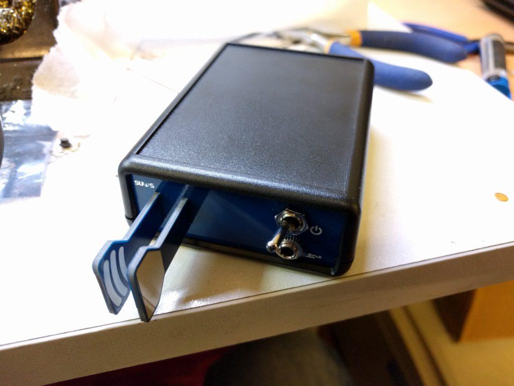 The SUWS Morse Key